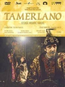 Trevor Pinnock, The English Concert - Handel: Tamerlano (2002)