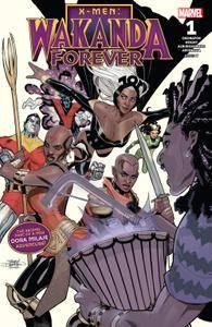 X-Men-Wakanda Forever 001 2018 Digital Zone