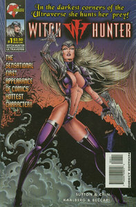 Witch Hunter #01