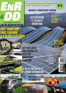 EnR et Développement Durable - décembre 2017