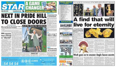 Shropshire Star Shrewsbury Edition – July 05, 2019