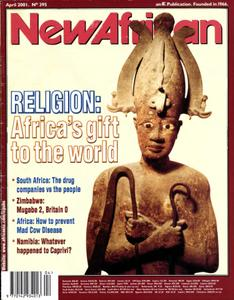 New African - April 2001