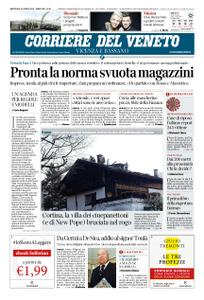 Corriere del Veneto Vicenza e Bassano – 15 aprile 2020