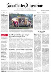 Frankfurter Allgemeine Zeitung - 26 Mai 2020