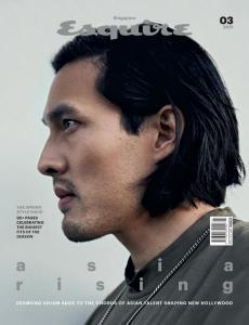 Esquire Singapore - March 2021