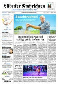 Lübecker Nachrichten Ostholstein Süd - 12. Juni 2018