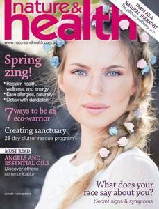 Nature & Health - September 01, 2018