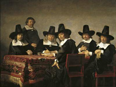 Frans Hals Museum collection of paintings (Repost)