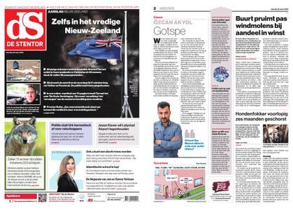 De Stentor - Apeldoorn – 16 maart 2019