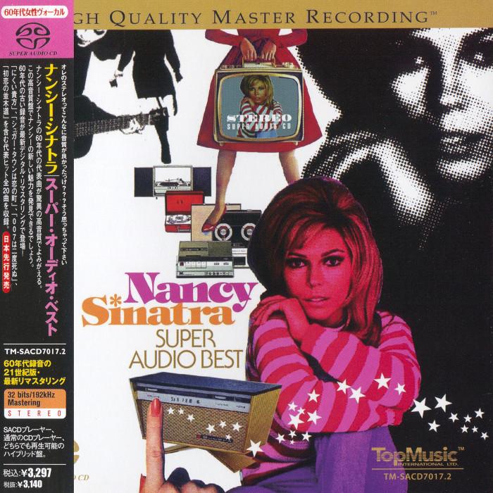 Nancy Sinatra - Super Audio Best (2011) PS3 ISO + Hi-Res FLAC