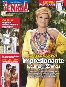 Semana España - 26 agosto 2020