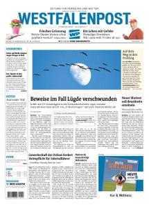 Westfalenpost Wetter - 22. Februar 2019