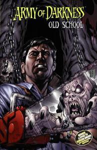 Dynamite-Army Of Darkness Old School 2020 Hybrid Comic eBook