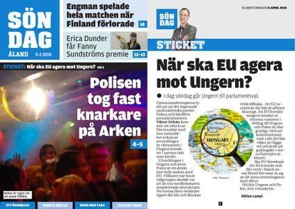 Ålandstidningen – 08 april 2018