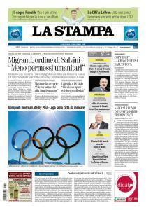 La Stampa Torino Provincia e Canavese - 6 Luglio 2018