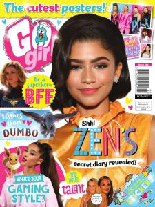Go Girl - Issue 284 - April 2019