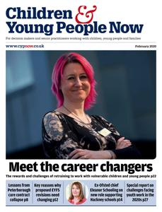 Children & Young People Now - February 2020