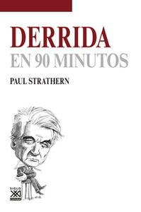 «Derrida en 90 minutos» by Paul Strathern