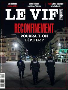 Le Vif L'Express - 22 Octobre 2020