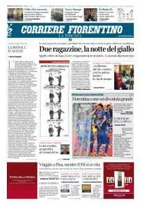 Corriere Fiorentino La Toscana - 8 Aprile 2018