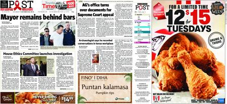 The Guam Daily Post – October 26, 2019