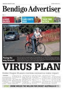 Bendigo Advertiser - February 5, 2020
