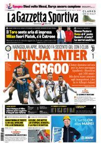 La Gazzetta dello Sport Roma – 28 aprile 2019