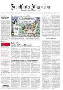 Frankfurter Allgemeine Zeitung F.A.Z. - 21. September 2018
