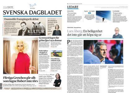 Svenska Dagbladet – 29 juli 2018
