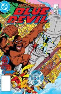 Blue Devil 15 1985 digital