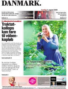 JydskeVestkysten Varde – 03. august 2019