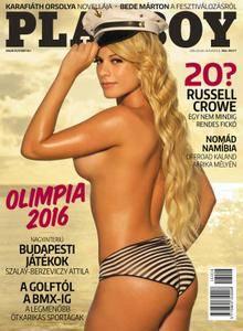 Playboy Hungary - július 2016