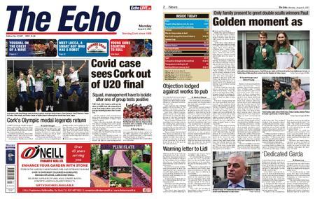 Evening Echo – August 02, 2021