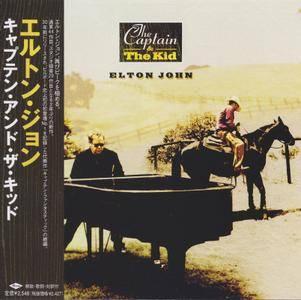 Elton John - The Captain & The Kid (2006) [Universal Music UICR-1064, Japan]