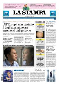La Stampa Torino Provincia e Canavese - 27 Novembre 2018