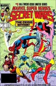 Captain America v1 292d Marvel Super Heroes Secret Wars 03