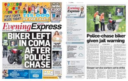Evening Express – September 16, 2019
