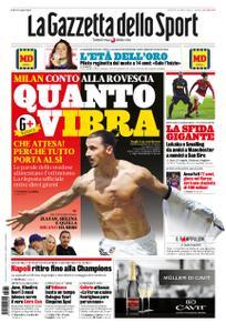 La Gazzetta dello Sport – 05 dicembre 2019