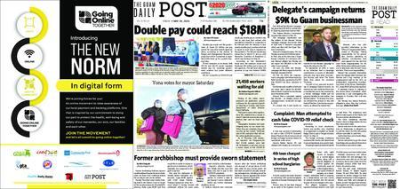 The Guam Daily Post – May 29, 2020