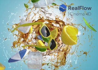 NextLimit RealFlow | Cinema 4D 2.5.3