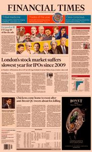 Financial Times UK – 27 December 2019