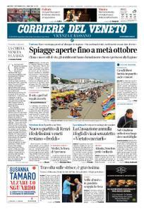 Corriere del Veneto Vicenza e Bassano – 17 settembre 2019