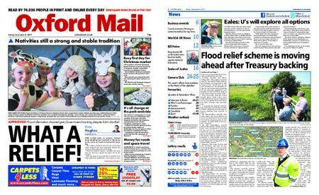 Oxford Mail – December 08, 2017