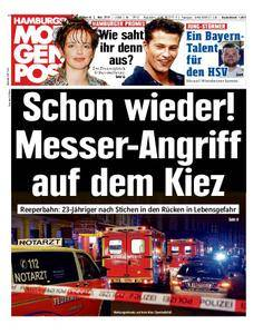 Hamburger Morgenpost - 02. Mai 2018
