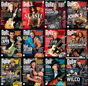 Guitar Player - Full Year 2019 Collection