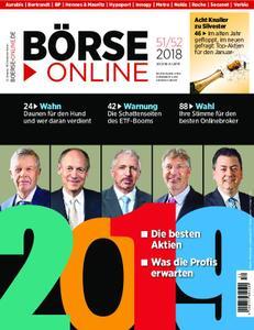 Börse Online – 20. Dezember 2018