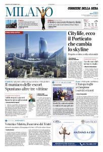 Corriere della Sera Milano – 16 novembre 2019