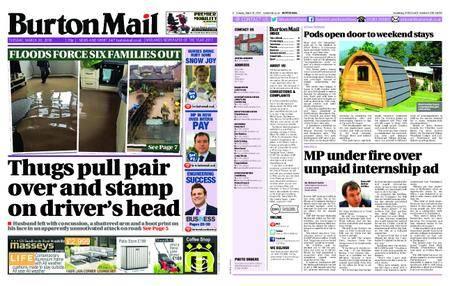 Burton Mail – March 20, 2018