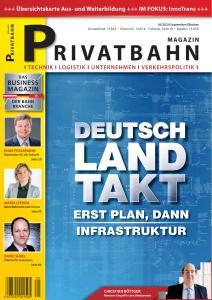 Privatbahn Magazin - September-Oktober 2020