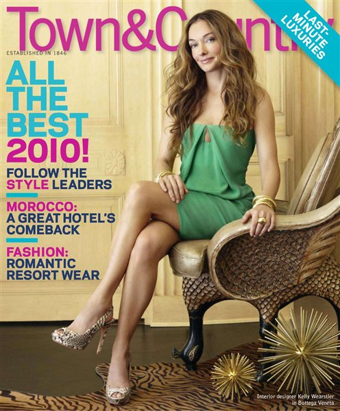 Town & Country - January 2010